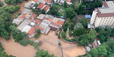 Keuskupan Agung Jakarta Buka Posko Bantuan Banjir