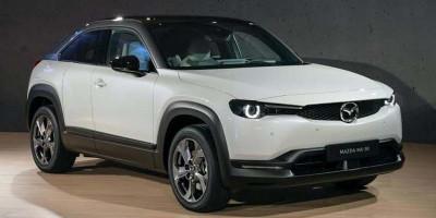 Mazda Siapkan Mobil Listrik untuk Indonesia