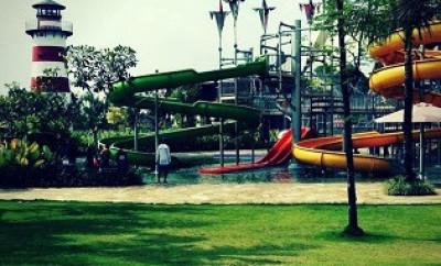 Main Air di Jogja Bay Waterpark