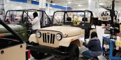 Corona Juga Ganggu Pasokan Suku Cadang Pabrik Mobil