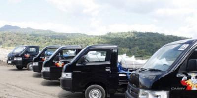 New Carry Pick Up Tingkatkan Penjualan Suzuki