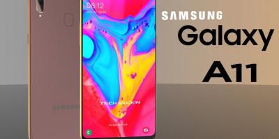 Samsung Rilis Smartphone Terbaru, Galaxy A11