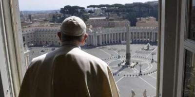 Paus Ajak Umat Kristen Doa Bapa Kami Pada 25 Maret