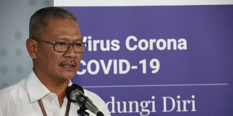 Positif Corona 1414 orang, Penularan Masih Terjadi