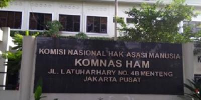 Monitoring PSBB di Jakarta, Komnas HAM Sampaikan Rekomendasi ke Jabar dan Banten