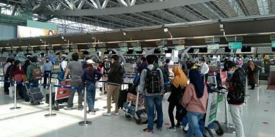 170 WNI yang Terjebak di Thailand Kembali Pulang ke Tanah Air
