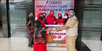 Guru K2 Kabupaten Blitar Galang Dana Peduli Covid-19