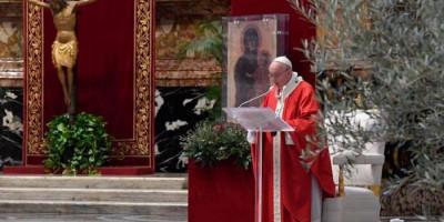 Pesan Paus Fransiskus: Jangan Merayakan Kemenangan Terlalu Awal