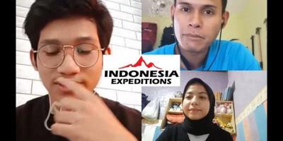 Penakluk 7 Puncak Gunung Tertinggi di Dunia Pertama Asal Indonesia