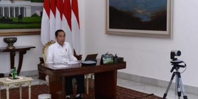 Ucapkan Ultah ke Jokowi: Anies Pesan Suara, Ahok Tulisan, Ganjar Lewat Video