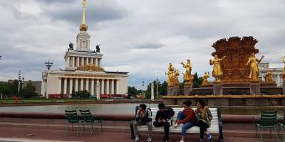 Taman Hiburan Terbesar di Dunia Ada di Moskow