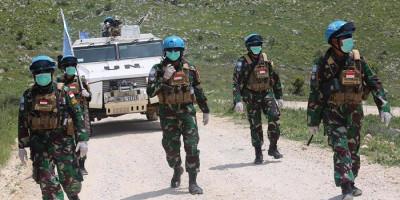 Aksi TNI Cegah Pertikaian Senjata Antara Tentara Israel dan Lebanon
