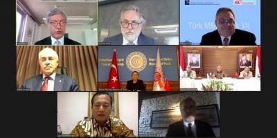 Indonesia Ajak Pemerintah Turki Kerja Sama dalam Proyek Infrastruktur