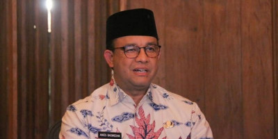 Anies Klaim Kasus Covid-19 di DKI Jakarta Menurun