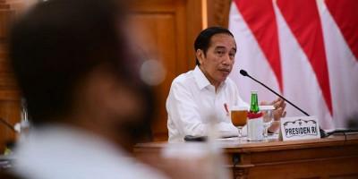 Video Jokowi Marah Baru Diunggah Setelah 10 Hari, Ini Kata Istana