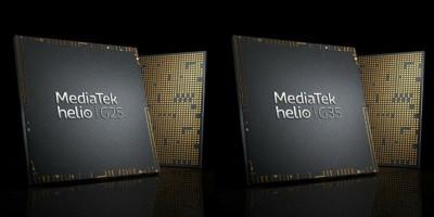 Chipset Gaming Seri G Helio G35 dan G25 dari Mediatek