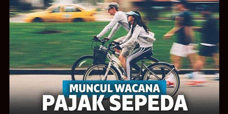 Apsindo Sempat Resah Dengar Wacana Pajak Sepeda