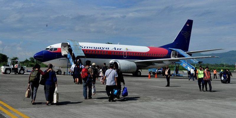 Sriwijaya Air Kembali Operasikan Rute Domestik