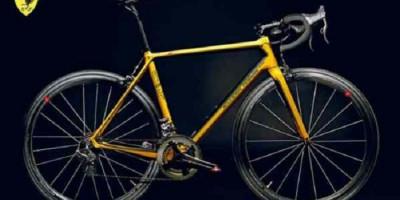 Sepeda Buatan Ferrari Seharga Mobil Baru, Intip Spesifikasinya