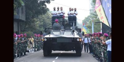 Kasal: Marinir Terus Bantu Pemerintah Tangani Covid-19