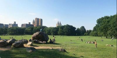 Lala Karmela Impikan Jakarta Punya Central Park Seperti New York