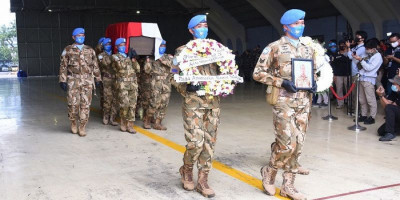 Panglima TNI: Keluarga Besar TNI Kehilangan Prajurit Terbaik Pada Misi PBB