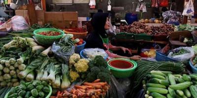 Pedagang Pasar Tradisional Terpapar Covid-19 Bertambah, Mengkhawatirkan