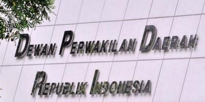 Tim Kerja Pimpinan DPD RI Rekomendasikan Menolak RUU HIP