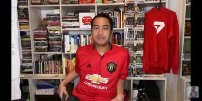 Pandji Pragiwaksono Ungkap Alasan Tonton Kembali Manchester United