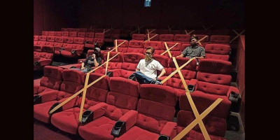 Bioskop Kembali Buka, Marcella Zalianty Ingatkan Protokol Kesehatan