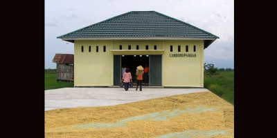 Kalteng Disiapkan Jadi Lumbung Pangan Nasional