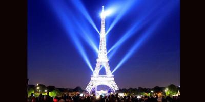 Lantai Tertinggi Menara Eiffel Dibuka Pekan Depan