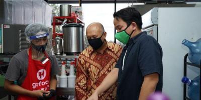 Dapur Bersama, Bantu UMKM Kuliner Beradaptasi dalam Tatanan Baru