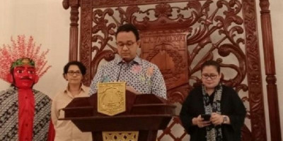 Rekor 404 Kasus Covid-19 di DKI Jakarta, Ini Penjelasan Anies