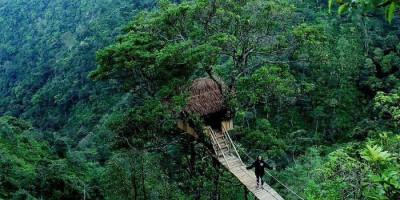 Desa Wisata Tempur, Destinasi Wisata yang Diapit Tujuh Gunung