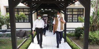Balai Jasa Konstruksi IV Bantu Pemulihan Covid-19 di Jatim