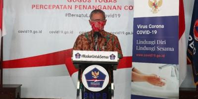 Lagi, DKI Jakarta Terbanyak Kasus Baru Positif Covid-19