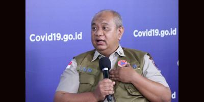 Penanganan Bencana Alam Tetap Fokus di Tengah Pandemi Covid-19