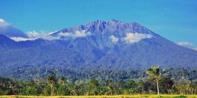 Sementara, Gunung Raung Ditutup untuk Pendakian
