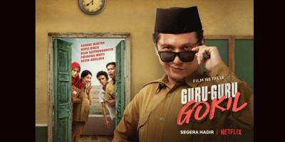 Film Guru-guru Gokil Siap Menyapa di Netflix