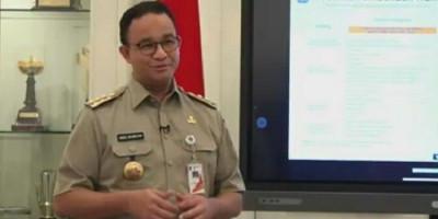 Kasus Positif Covid-19 di Jakarta Tinggi, Begini Penjelasan Anies