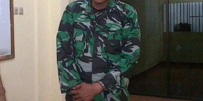 Muslihat Muslianto Terbongkar Setelah 12 Tahun Jadi TNI Gadungan