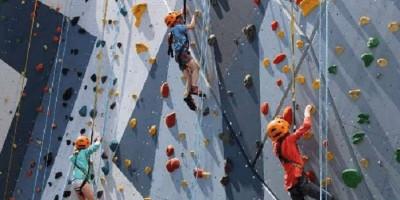 Simak Tips dari Pelatih untuk Pemula di Olahraga Panjat Tebing