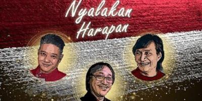Lagu 'Nyalakan Harapan', Persembahan Para Musisi Hadapi Corona