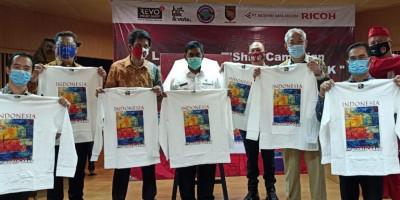Launching Kaos Kampanye Indonesia The World Park