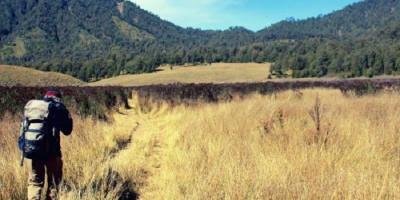 Mendaki Gunung Semeru Sendirian, Guna Melatih Mental (1)