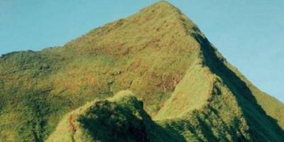 Pelajar Mendaki Gunung Piramid Tewas Terjatuh, Begini Kronologisnya
