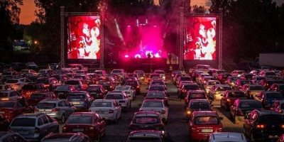 Konser Musik Drive In Siap Digelar di Bali