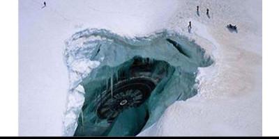 Petilasan Peradaban Kuno Antartika