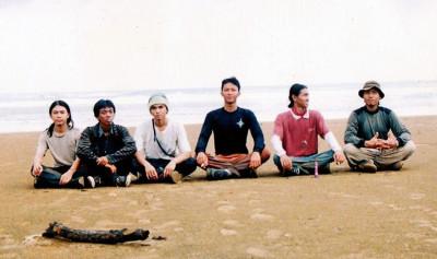 Hanya di Ujung Kulon, Trekking dari Utara Jawa Hingga Selatan 15 Menit (2)